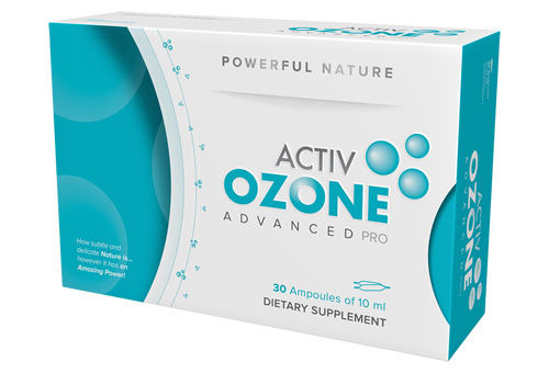 ActiveOzone Advanced Pro 30 Ampolas