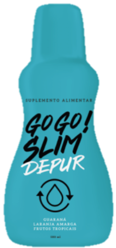 Go Go Slim Depur 500ml
