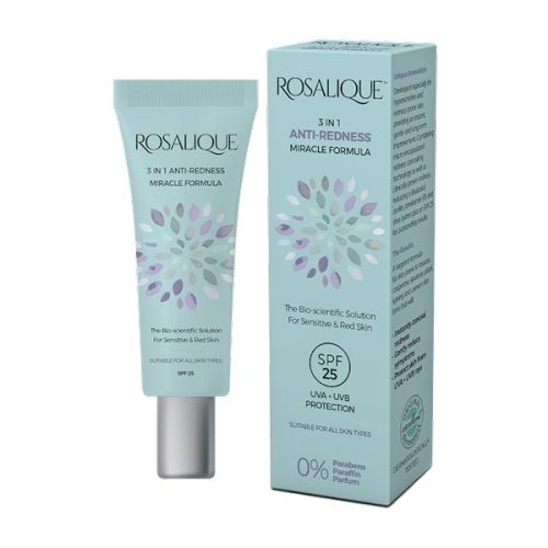 Rosalique Anti-Redness 3 em 1