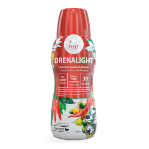 Drenalight Hot 600ml