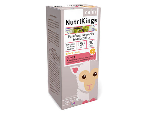 Nutrikings Calm 150ml Dietmed