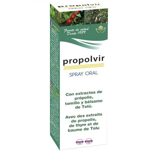 Propolvir Spray Oral 20 ml