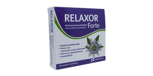 Relaxor Forte 60 Comp