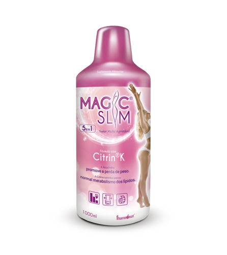 Magic Slim Xarope 1000ml
